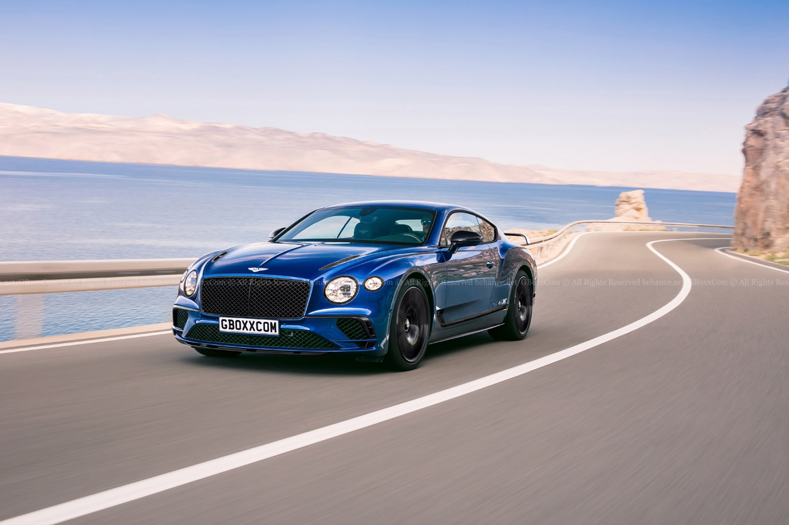 new bentley continental supersports rendered only a matter of time. Black Bedroom Furniture Sets. Home Design Ideas