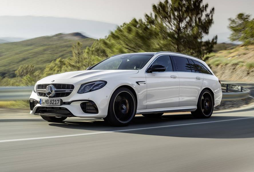 the mercedes amg e63 s estate is the fastest estate around. Black Bedroom Furniture Sets. Home Design Ideas