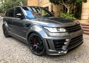 lumma design clr rs range rover south africa