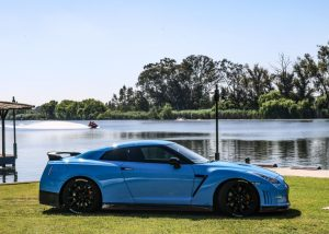 blue nissan gtr south africa