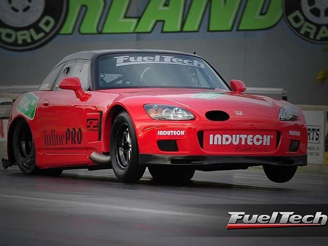 The Fastest Honda S2000 In The World Did A 6 78s Quarter Mile