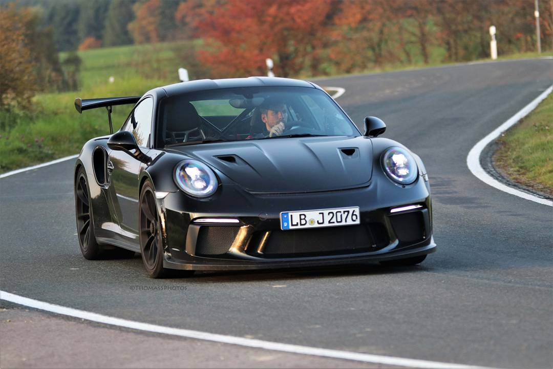 No Chance Of Manual Offering For Porsche 991 2 Gt3 Rs