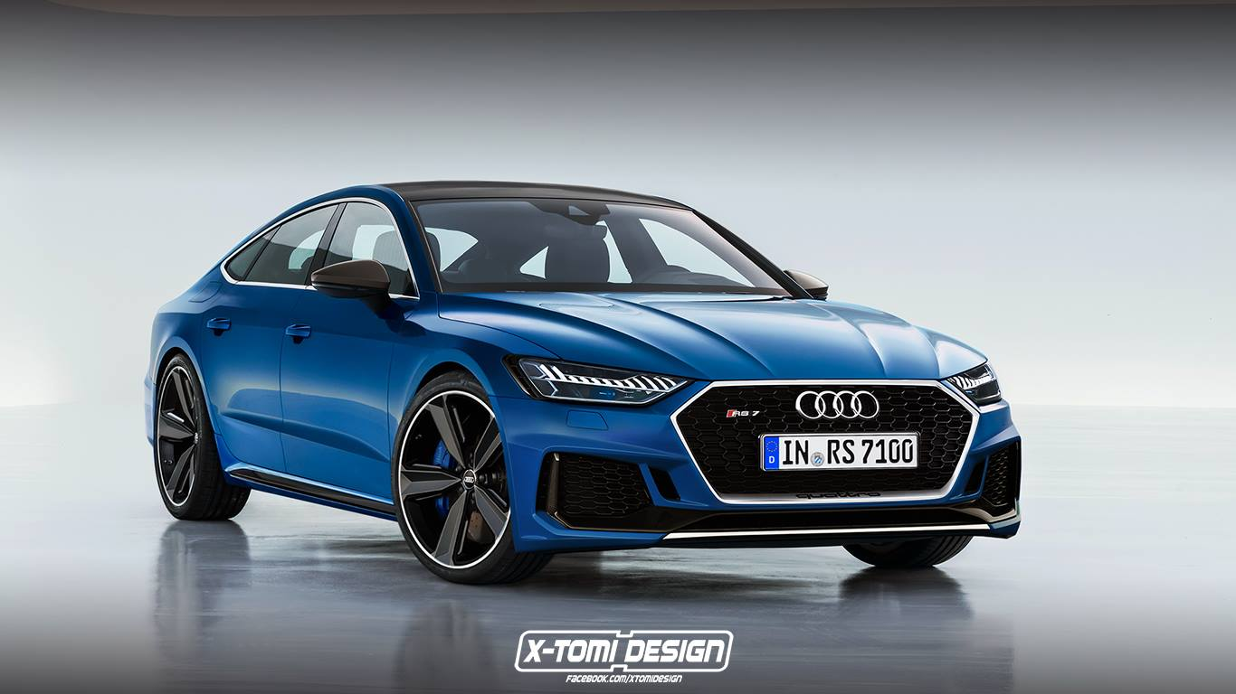Audi Sport Performance Cars To Be Electrified From - Audi performance cars