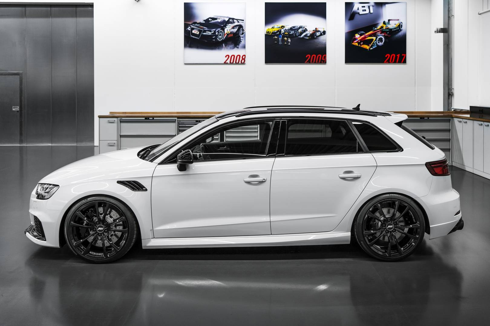 500 HP Audi RS 3 Thanks To ABT