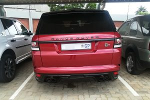range rover sport svr south africa