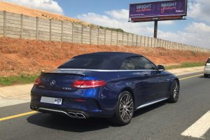 mercedes-amg c63 s cabriolet south africa