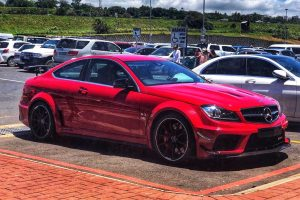 mercedes-benz c63 black series amg south africa
