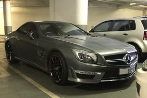 mercedes-benz sl65 amg south africa