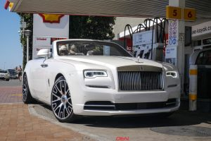 rolls royce dawn cape town south africa