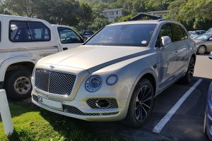 bentley bentayga plett south africa