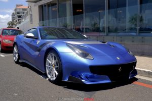 blue ferrari f12tdf south africa