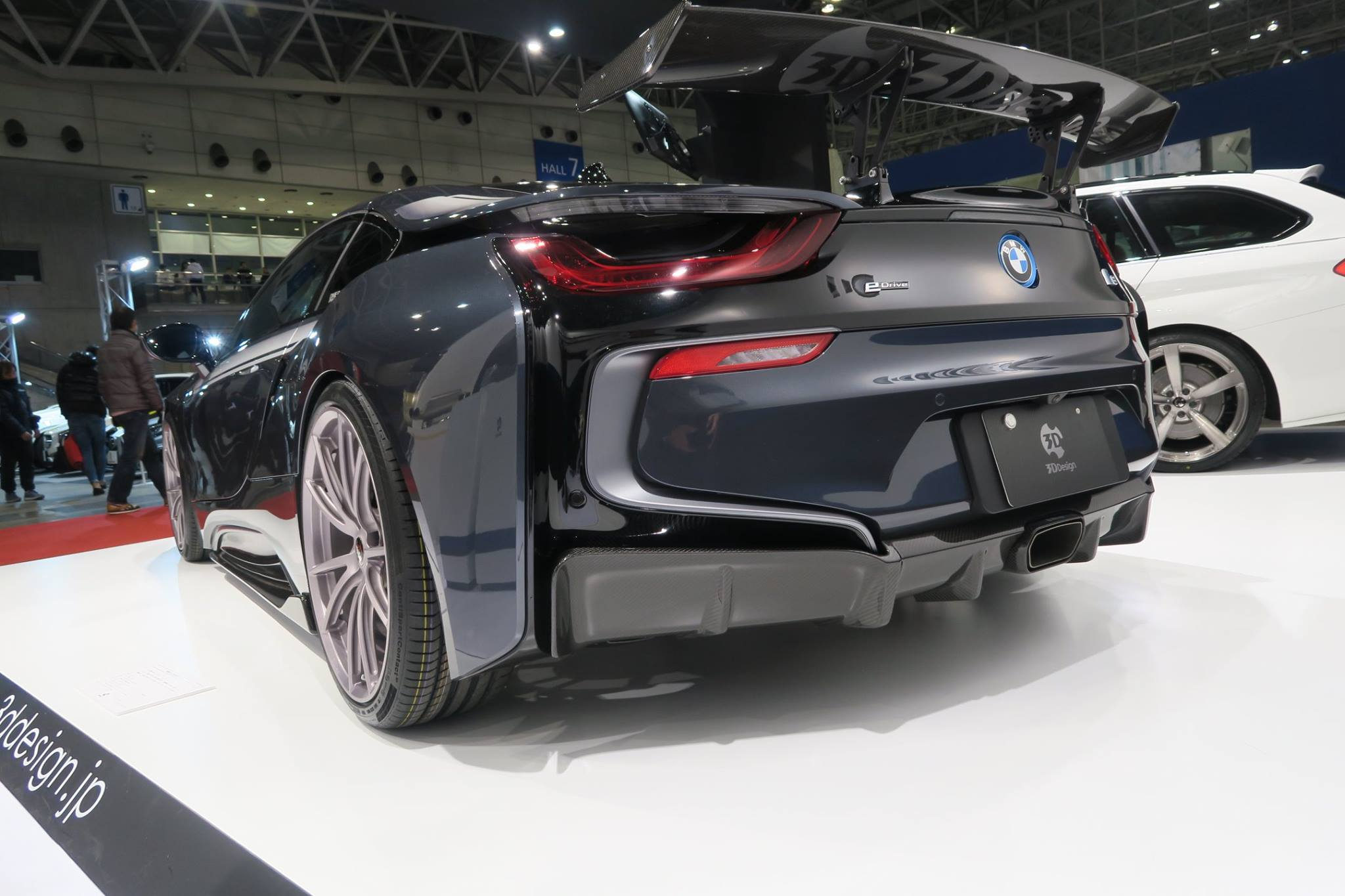 Bmw I8 3d Design Program Unveiled