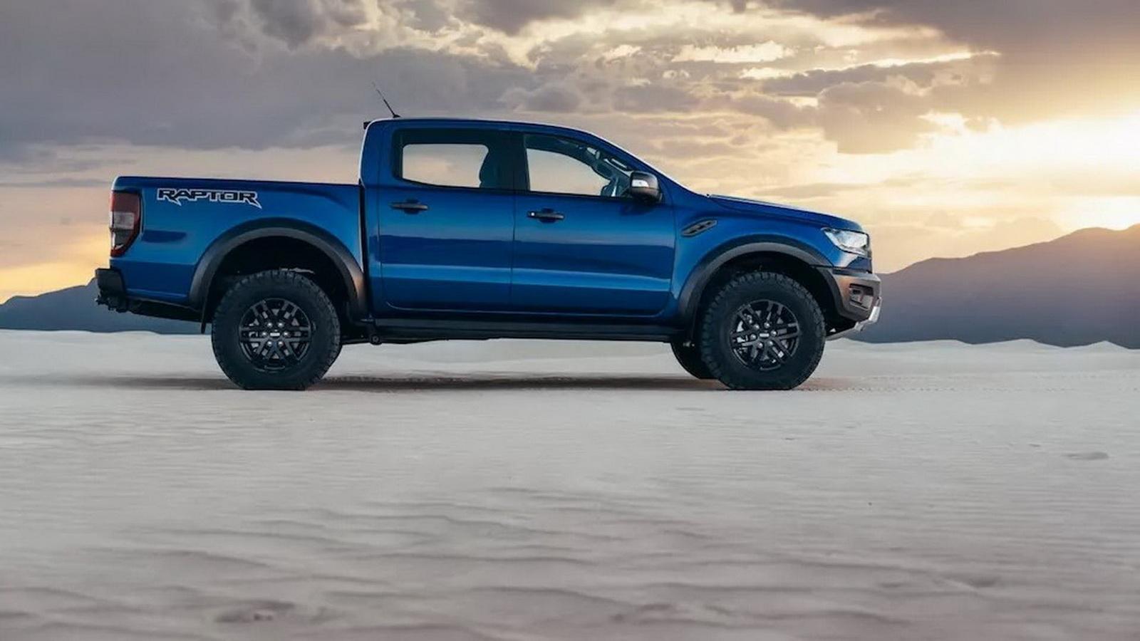 Ford Ranger Raptor Revealed Arriving In Sa In 2019