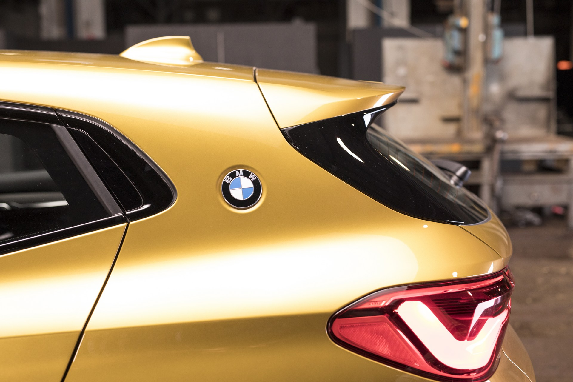 Bmw X2 Rebel Edition Designed To Capture Quot Sporting And
