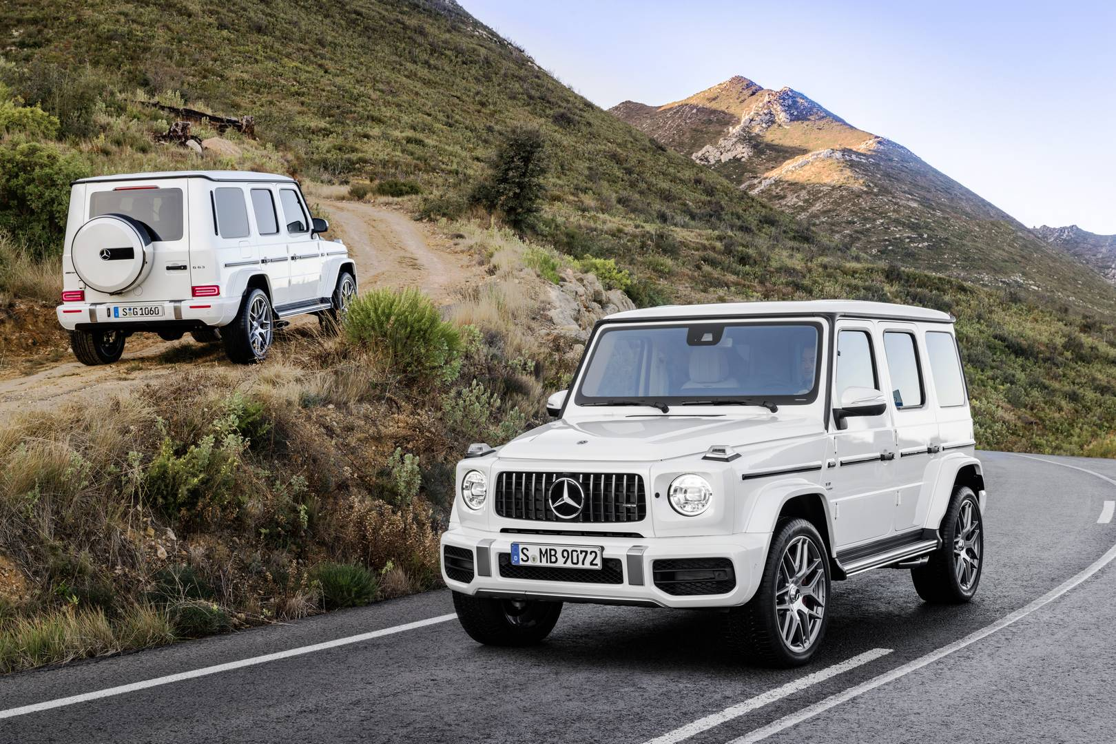 2019 Mercedes Amg G63 Is Official
