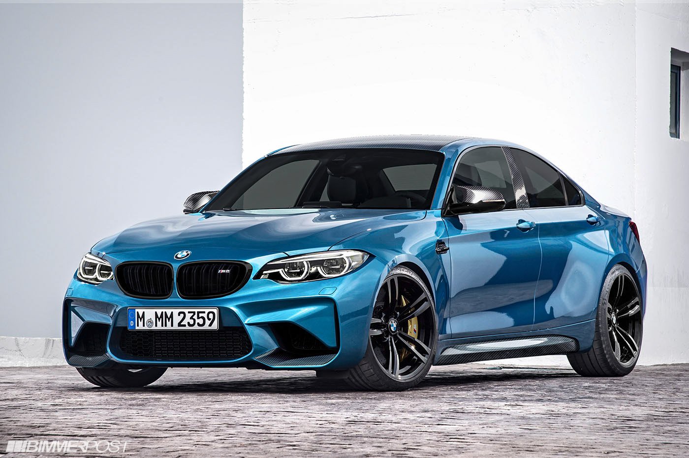Bmw M2 Gran Coup 233 Coming Next Year