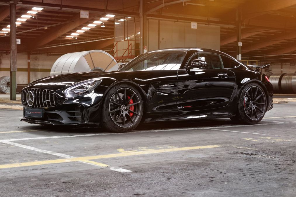 Edo Competition Mercedes Amg Gt R Packs 650 Hp