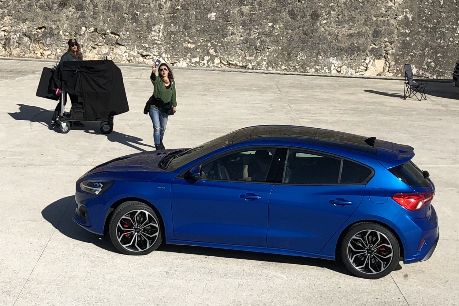 Fourth Generation Ford Focus Snapped Ahead Of April Reveal