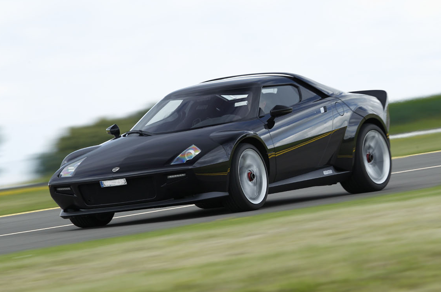 new lancia stratos headed for limited production. Black Bedroom Furniture Sets. Home Design Ideas
