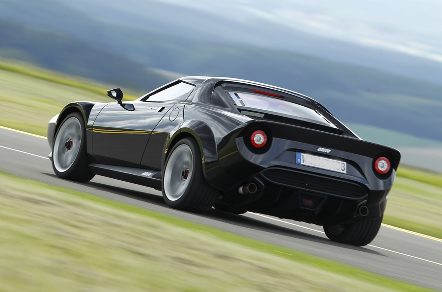 New Lancia Stratos Headed For Limited Production