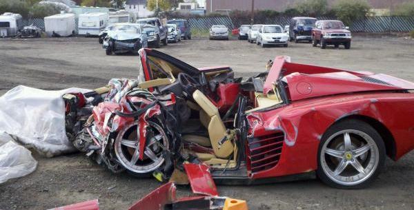 Permalink to 1988 Ferrari Testarossa