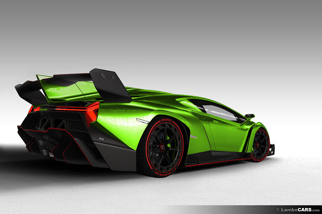 Lamborghini Veneno For Sale >> Lamborghini Veneno in Different Colours Could Be Yours... In 1/18th Scale