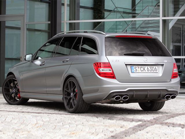 Good Morning To The 2014 Mercedes Benz C63 Amg Edition 507