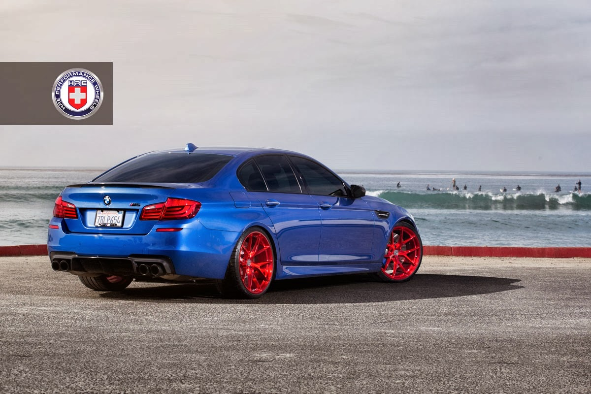 Does This Monte Carlo Blue Bmw M5 Work With Red Hre Wheels 01 Fuse Box