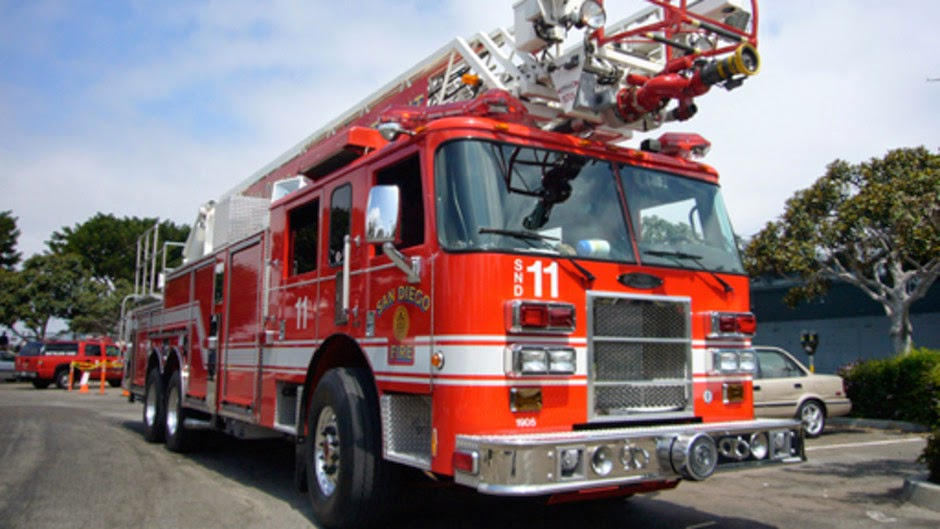 Used 2014 Jeep Grand Cherokee >> Guest Post: What Are the Different Types of Fire Trucks?