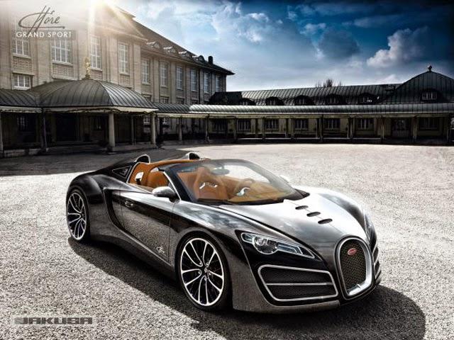 Bugatti Veyron Successor To Be Hybrid Packing 1500 Hp