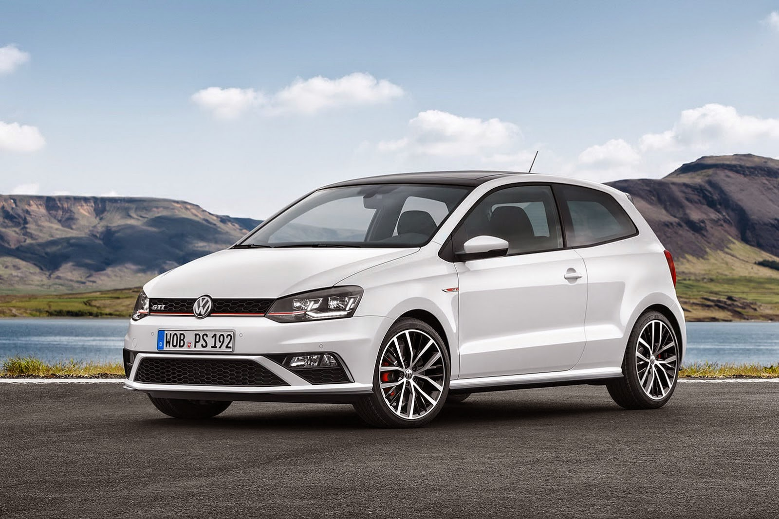 The New Polo Gti Gets A Facelift And 1 8 Litre Turbo