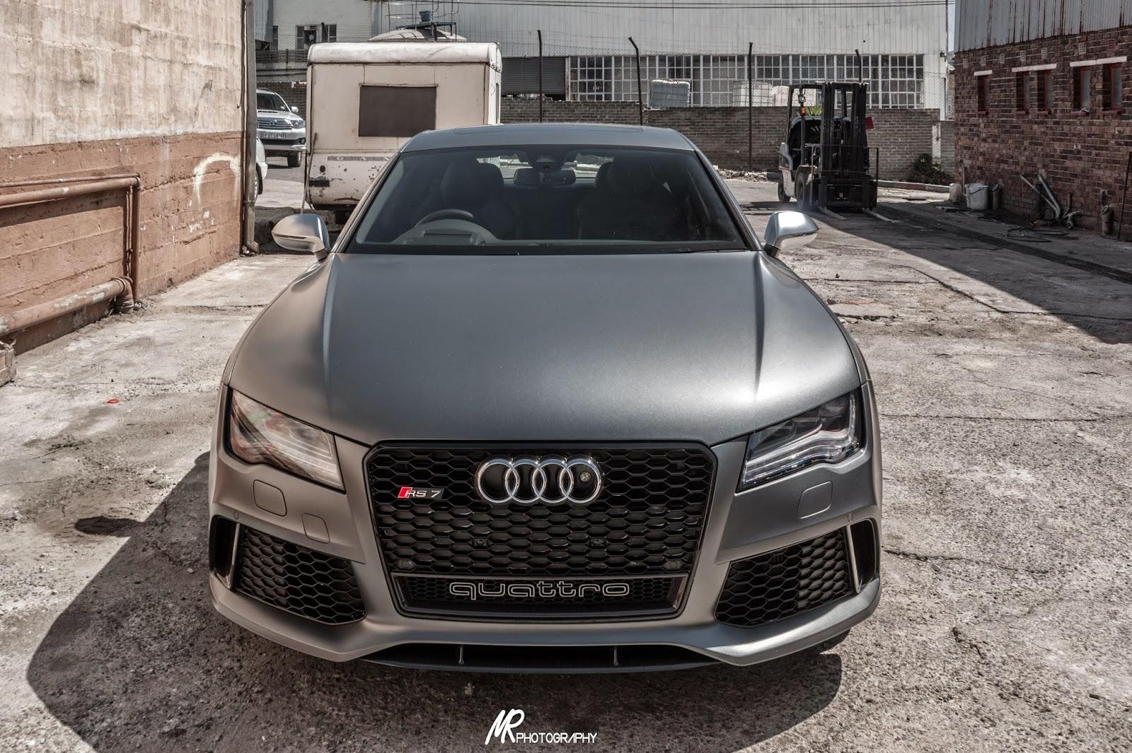 Driven Audi Rs7 Sportback