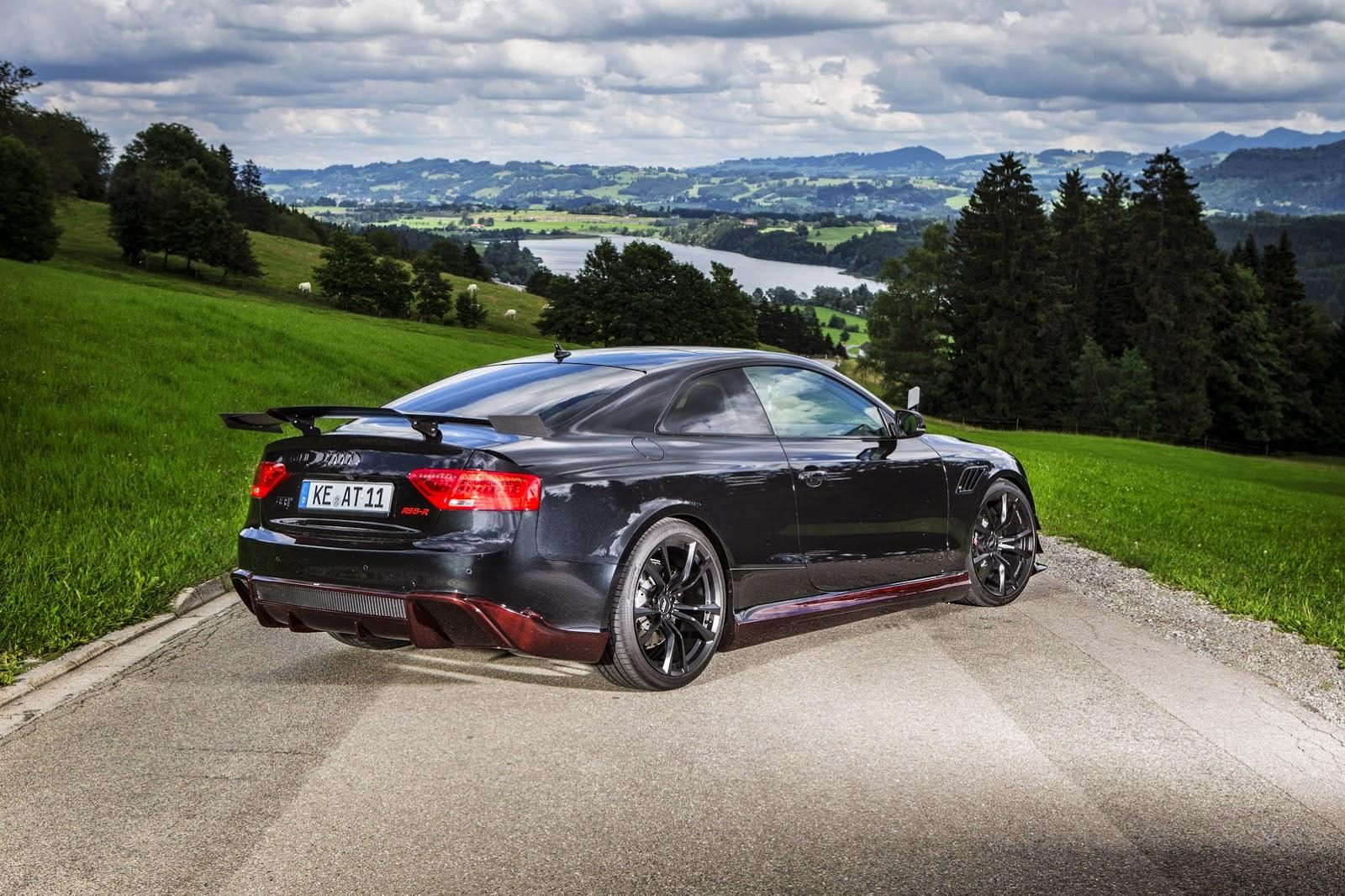 Abt Audi Rs5 R Looks Race Ready