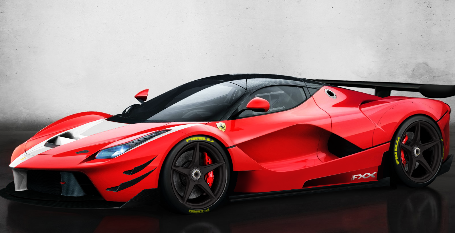 Laferrari Xx Looks And Sounds Completely Bonkers