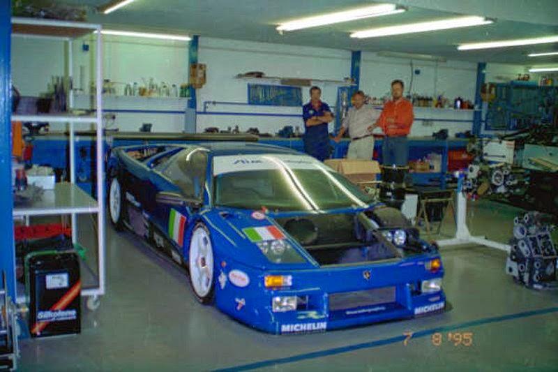 Racing Lamborghini Diablo Aka Jota Gt1 Lm In South Africa