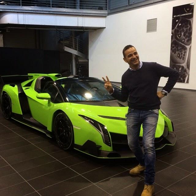 Lamborghini Veneno For Sale >> Kris Singh Has Just Bought A Lamborghini Veneno Roadster Too!!!