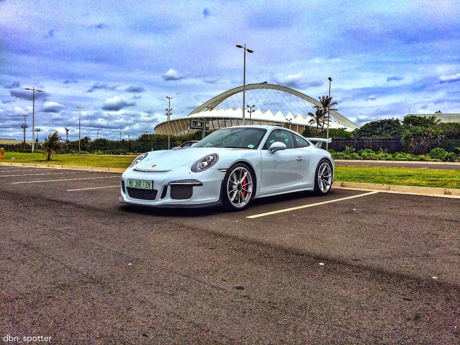 Porsche 911 Gt3 For Sale >> Photoshoot: Porsche 911 GT3 In Durban South Africa