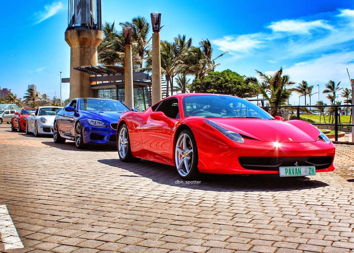 Hennessey Venom Gt For Sale >> Photoshoot: Porsche 911 GT3, BMW M6, Ferrari 458 Italia