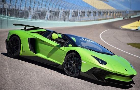 Lamborghini Aventador Roadster Price >> Lamborghini Aventador LP750-4 SV Roadster Confirmed