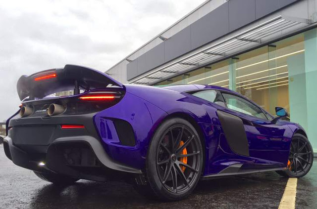 Mclaren Aiming At 15 New Models Over Next 6 Years