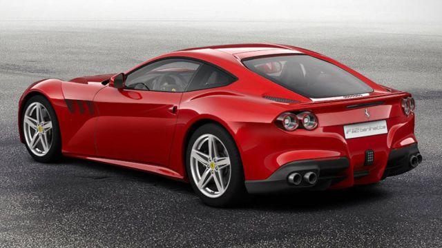 ferrari models will be hybrid come 2019