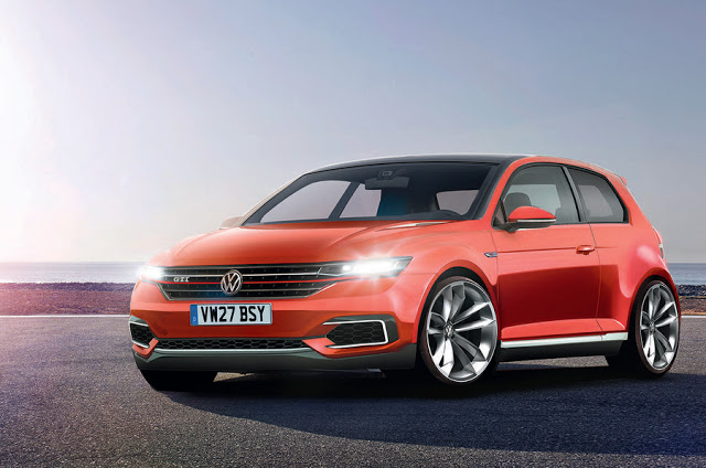 2020 VW Golf GTI To Get Hybrid Help