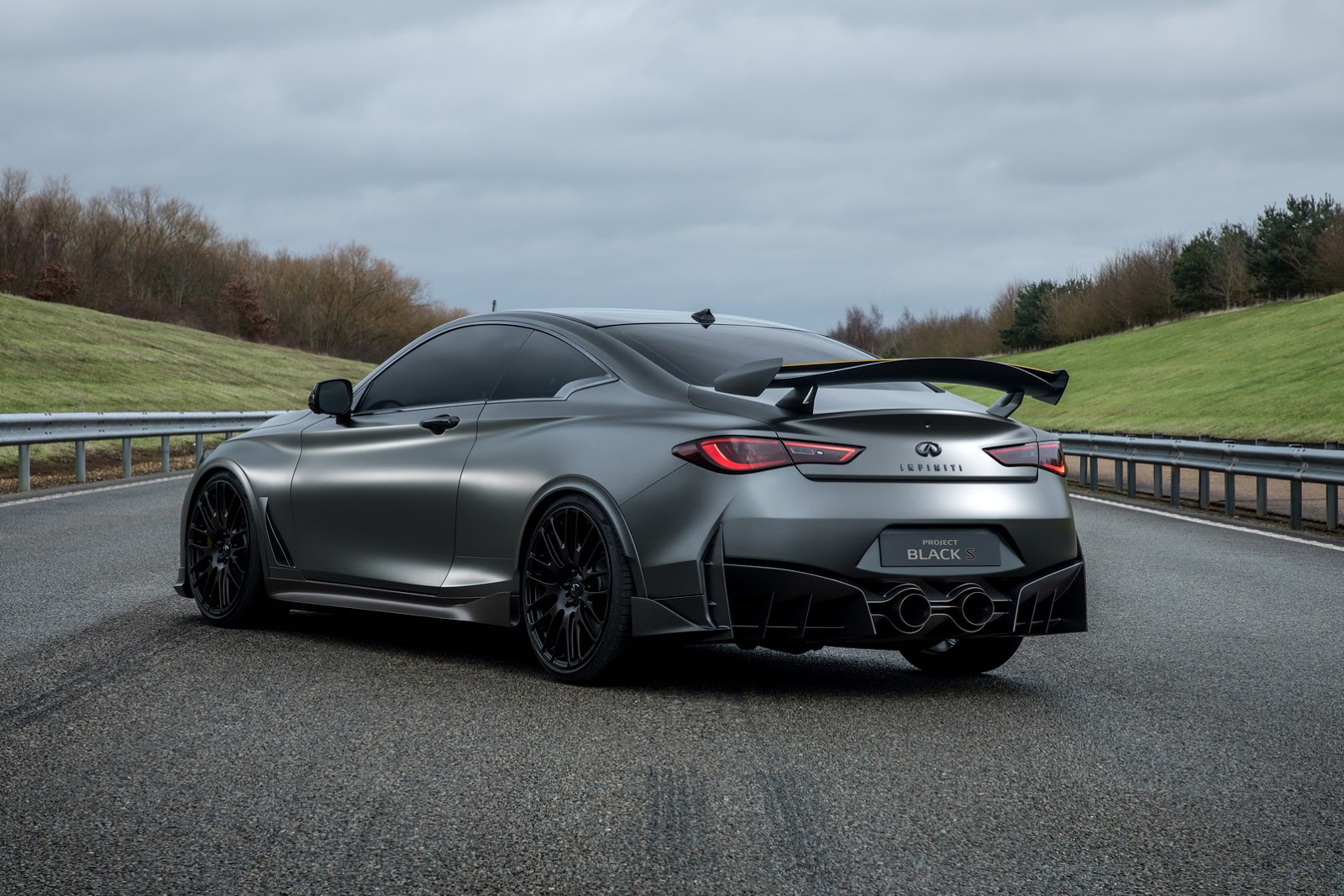 Infiniti Q60 Project Black S Concept Headed For Production