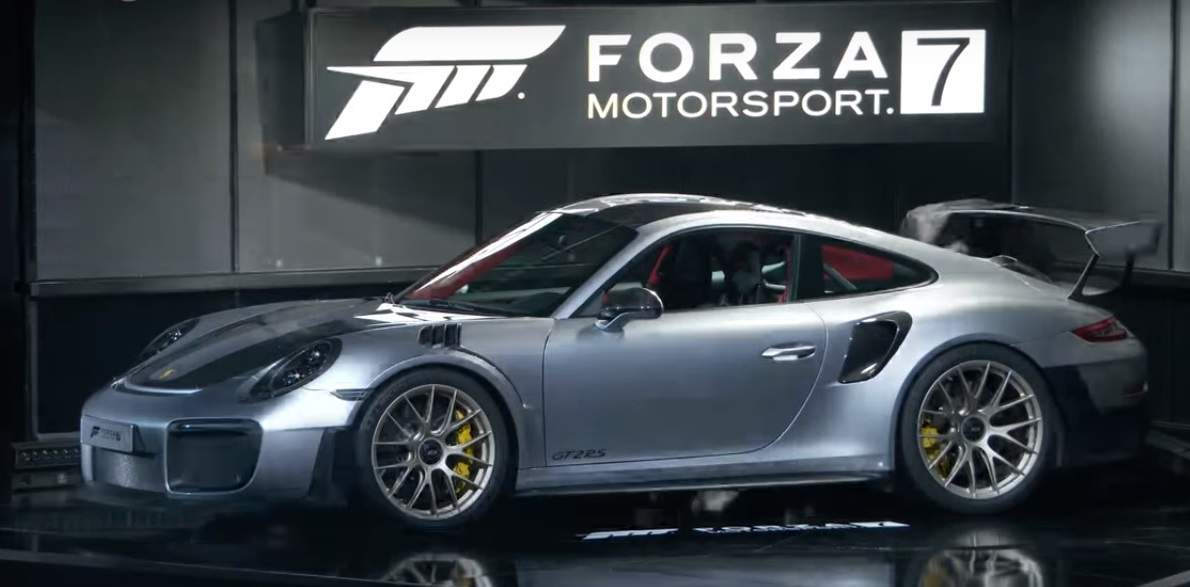 New Porsche 911 Gt2 Rs Revealed With Forza 7 At E3 2017