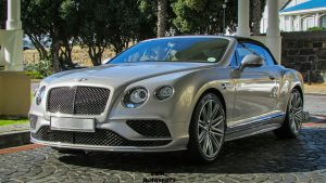 bentley continental gt speed south africa