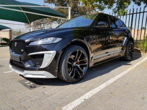 jaguar fpace lumma design south africa