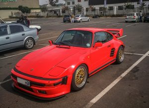 porsche turbo slantnose south africa