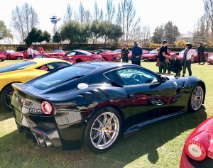 black ferrari f12tdf south africa