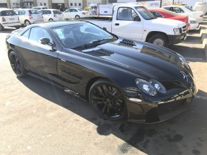 mansory renovatio mclaren slr south africa