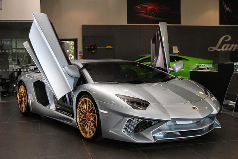 this is the highest spec lamborghini aventador sv in the world. Black Bedroom Furniture Sets. Home Design Ideas